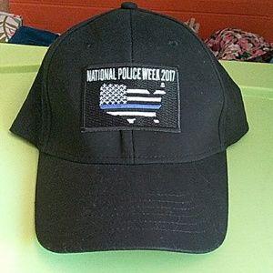 Rare * Collectable 2017 Police Week Ballcap